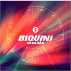 CDs - Biquini Cavadao - Roda - gigante - Biquini Cavadão - 825646470532