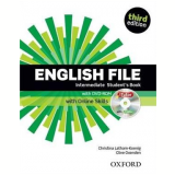 English File Intermediate Student Book With Itutor And Online Skills - Third Edition -