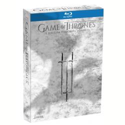 Blu - Ray - Game Of Thrones: A Terceira Temporada Completa - 7892110186544