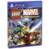 Lego Marvel Super Heroes (PS4) -