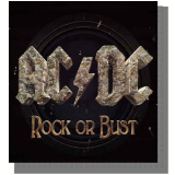 Ac/dc - Rock Or Bust (CD) - AC/DC