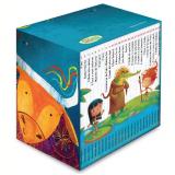 Folha Folclore Brasileiro para Crianças - Caixa Para Guardar os Clássicos da Coleção -