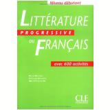 Litterature Progressive Du Français Debutant - Livre - Nicole Blondeau