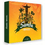 Samba Brasil (CD) - Orchestra Tony Fabian Brasil