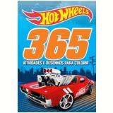 Hot Wheels - 365 Atividades e Desenhos para Colorir (maior) - Ciranda Cultural