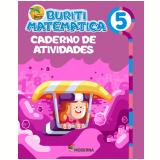 Buriti - Matemática - Caderno de Atividades - 5º Ano - Editora Moderna