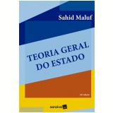Teoria Geral do Estado - Sahid Maluf