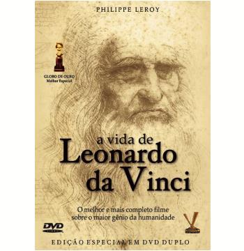 Vida de Leonardo da Vinci, A - Edição Especial (DVD)