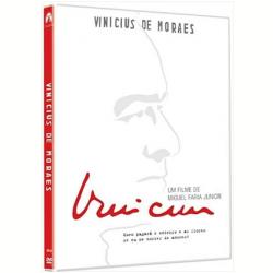 DVD - Vinicius de Moraes - Miguel Faria Jr. ( Diretor ) - 7890552103174