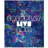 Coldplay - Live 2012 (Blu-Ray) - Coldplay