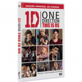 One Direction: This Is Us (DVD) - V�rios (veja lista completa)