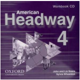 American Headway 4 - Workbook Cd - Second Edition (CD) -