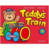 Teddy'S Train A - Activity Book - Lucia Tomas
