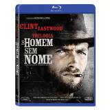Trilogia Do Homem Sem Nome (Blu-Ray) - Clint Eastwood
