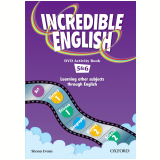 Incredible English 5 & 6 Dvd - Activity Book - Second Edition - Phillips
