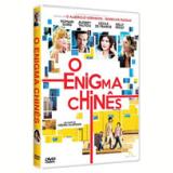 O Enigma Chinês (DVD) - Cedric Klapisch (Diretor)