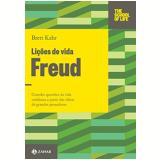 Lições de Vida: Freud - Brett Kahr