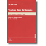 Venda De Bens De Consumo - Dl N.� 67/2003, De 8 De Abril | Directiva N.� 1999/44/ce - Coment�rio - Jo�o Calv�o Da Silva