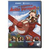 As Aventuras Do Avião Vermelho (DVD) - Lázaro Ramos, Milton Gonçalves