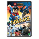 Lego Liga Da Justiça (DVD) - Rick Morales