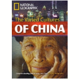 Footprint Reading Library - Level 8  3000 C1 - The Varied Cultures Of China - American English - Rob Waring