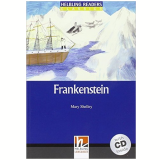Frankenstein - With Cd-rom - Intermediate - Mary Shelley