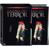 Galeria do Terror - A Primeira Temporada Completa (DVD) - Vários (veja lista completa)