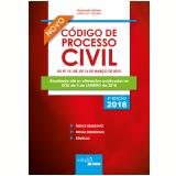 Código de Processo Civil 2018 (Mini) - Jair Lot Vieira