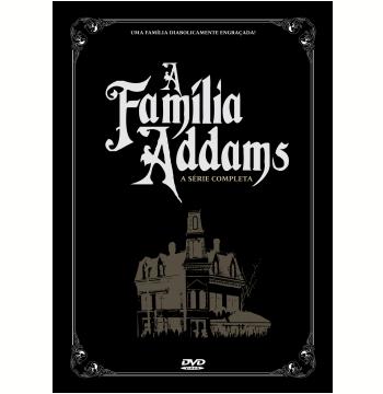 A Família Addams - A Série Completa (DVD)