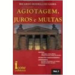 Agiotagem Juros e Multas - 3 Vols - Gama, Ricardo Rodrigues (8527406519)