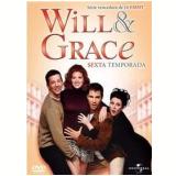 Will & Grace: 6ª Temporada (DVD) - Sean Hayes, Megan Mullally, Dave Foley