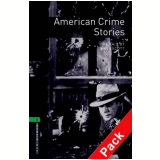 American Crime Stories Cd Pack Level 6 - Third Edition -
