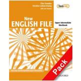 New English File Upper-Intermediate - Workbook With Multirom - Clive Oxenden, Christina Latham-koenig