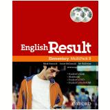 English Result Elementary B Multi-Pack -