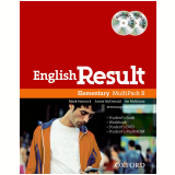 English Result Elementary B Multi-Pack -