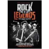 Rock Legends - One Night In Spain (DVD) -