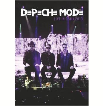Depeche Mode - Live In Spain 2013 (DVD)