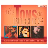 Box - Três Tons de Belchior (CD) - Belchior
