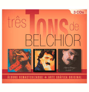Box - Três Tons de Belchior (CD)