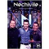 Nechivile-acústico - Ao Vivo Em Goiânia - Dvd (DVD) - Nechivile