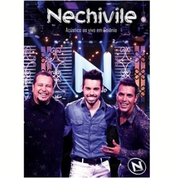 Nechivile-acústico - Ao Vivo Em Goiânia - Dvd (DVD)