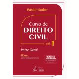 Curso de Direito Civil - Parte Geral (Vol. 1) - Paulo Nader