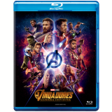 Vingadores - Guerra Infinita (Blu-Ray) - Robert Downey Jr., Mark Ruffalo