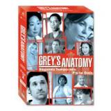 Grey's Anatomy - Segunda Temporada - Parte Dois (DVD) - Patrick Dempsey, Sandra Oh, Ellen Pompeo