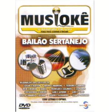 Musiokê - Bailão Sertanejo (DVD)