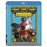 Aventuras do Barão Munchausen, As - Edição de Luxo (Blu-Ray) - Vários (veja lista completa)
