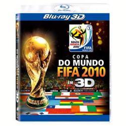 Blu - Ray - Copa do Mundo Fifa 2010: em 3D - Michael Davies - 7892770025856