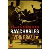 Ray Charles - O Genio - Live In Brazil 1963 (DVD)