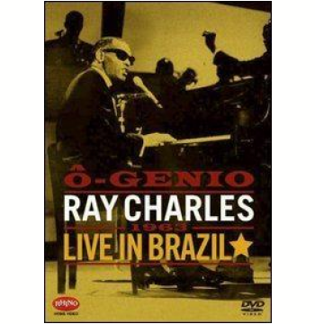 Ray Charles - O Genio - Live In Brazil 1963 (DVD)