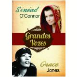 Grandes Vozes Vol. 4 (DVD) - Grace Jones, Sinead O'Connor